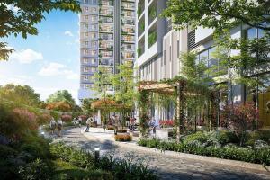 Dự án BerRiver Jardin Long Biên đáp ứng nhu cầu sống xanh