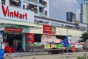 23 siêu thị Vinmart, Vinmart + đóng cửa vì liên quan ca nhiễm Covid