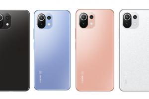 Xiaomi ra mắt bộ ba siêu phẩm mới của dòng Xiaomi 11 hướng tới người dùng yêu thích sáng tạo