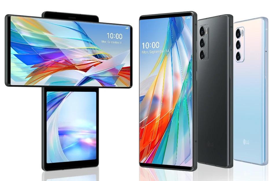 Smartphone màn hình xoay LG Wing chính thức trình làng