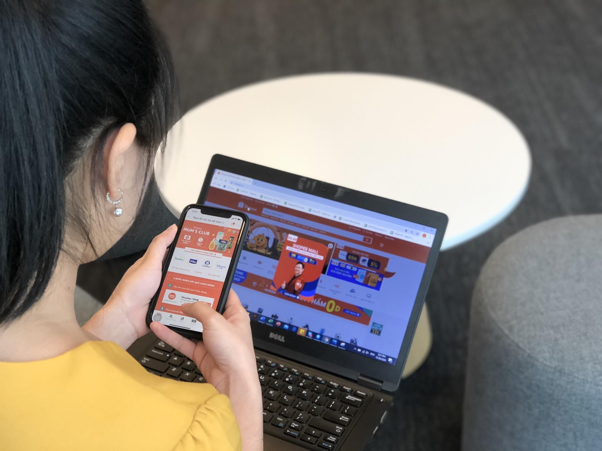 Làm thế nào để shopping online hiệu quả?