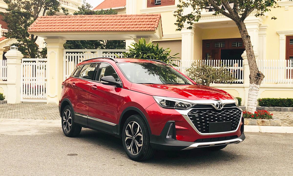 Trung Quốc vượt Indonesia về lượng ôtô xuất sang Việt Nam