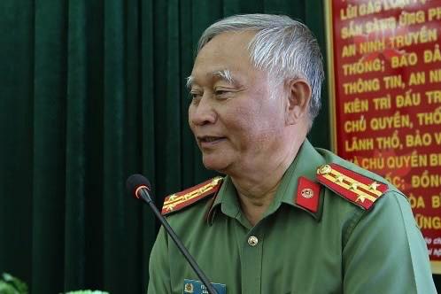 Nguyên Giám đốc Công an tỉnh Gia Lai bị kỷ luật