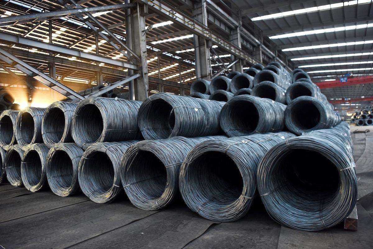 Đề nghị hạn chế xuất khẩu thép