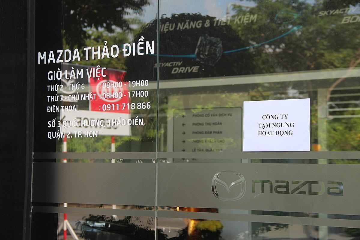 5 điểm nhấn thị trường ôtô Việt nửa đầu 2021