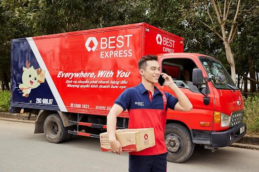 Công nghệ và mạng lưới dịch vụ - ưu thế của chuyển phát nhanh BEST Express